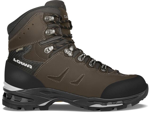 Lowa Camino GTX Trekking Shoes Men, dark grey/black